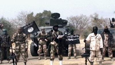 Photo of Boko Haram creates 'Islamic Caliphate' in Nigerian town