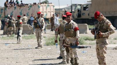 Photo of Iraq army recaptures al-Hamra village