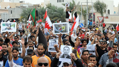 Photo of 600 Bahraini detainees on hunger strike to stop torture in prison