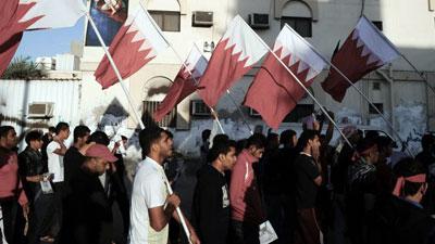 Photo of Bahrainis demand release of political prisoners (Bahrain)