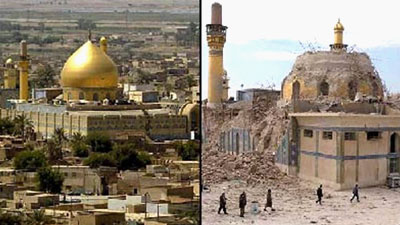 Photo of Iraqi army killed ISIL leader who detonated al-Askariyian Holy Shrines in Samarra