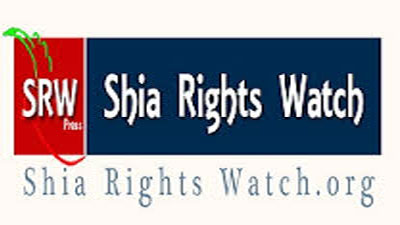 Shia Rights Watch releases its monthly report about human rights violation against Shias