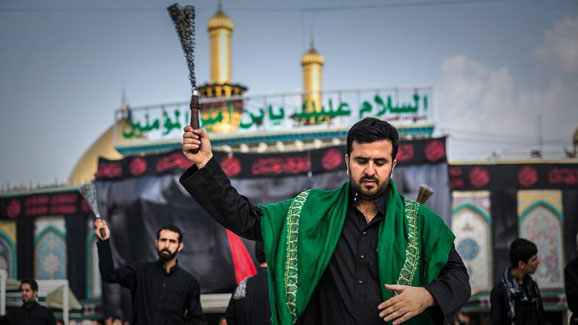Photo of Shia Muslims hold Husseini rituals to mark Karbala tragedy