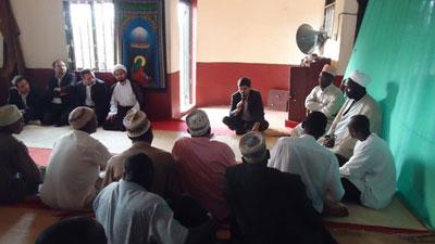 Photo of Imam Hussein Islamic Foundation undertakes many activities in Uganda