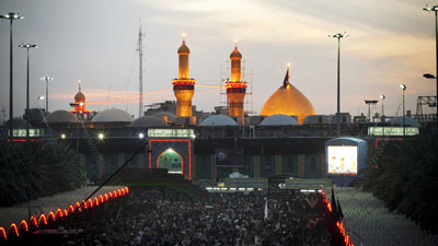 Photo of Campaign in Germany about Revivalism of Imam Hussein