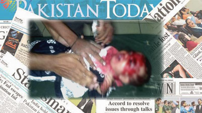 Photo of Pakistani media and rulers keep quiet over the killing of an innocent Shia child