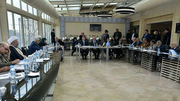 Photo of Karbala Hosts First Roundtable Forum on Peaceful Coexistence, National Dialogue and Reconciliation
