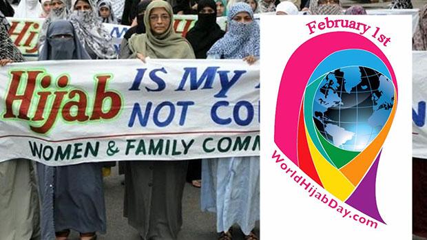 Photo of Millions await World Hijab Day