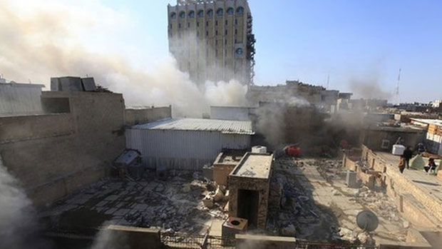 Photo of 44 martyred in Baghdad twin bombing