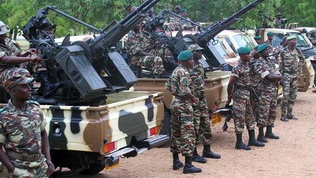 Photo of 123 Boko Haram terrorists killed