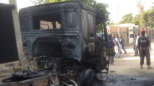 Photo of Boko Haram attacks Maiduguri, the biggest city in the northeast of Nigeria