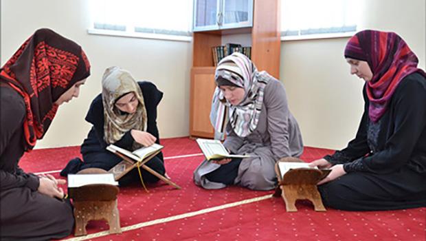 Photo of Vera Verinak became first Ukrainian Muslim to memorize Qur'an