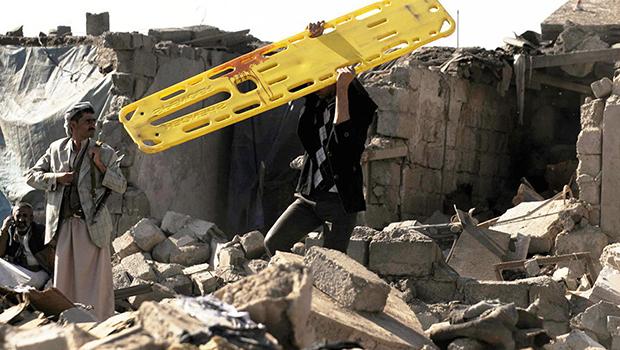 Photo of Non-Violence World Organization warns of tottering of Saudi attacks against Yemen