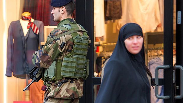 Photo of Record number of anti-Muslim acts in France