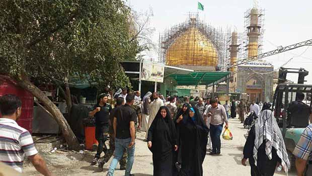 Photo of Samarra operations develop a plan to secure pilgrims of al-Askariyan upcoming pilgrimage