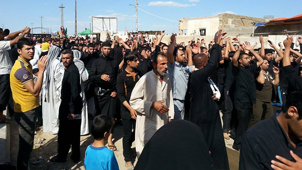 Photo of 8 pilgrims martyred and 16 others wounded in Iraq