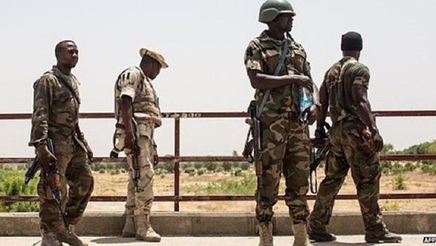 Photo of Nigerian troops kill senior Boko Haram commander