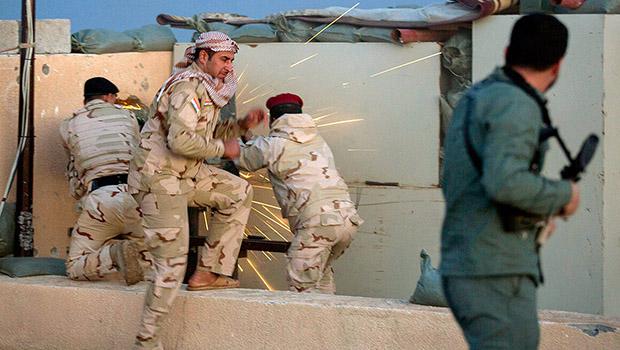 Photo of Iraqi general, 3 top officers killed in ISIS ambush