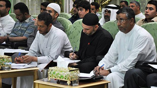 Photo of Tajweed course for Quran teachers underway in Karbala