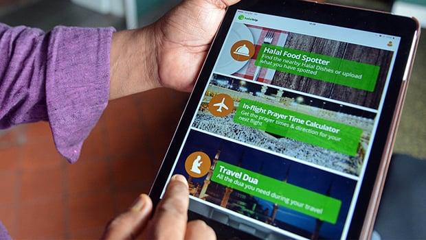 """Photo of Mobile app seeks to help """"halal tourists"""""""