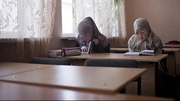 Photo of Hijab ban in Kyrgyz school irks Muslims