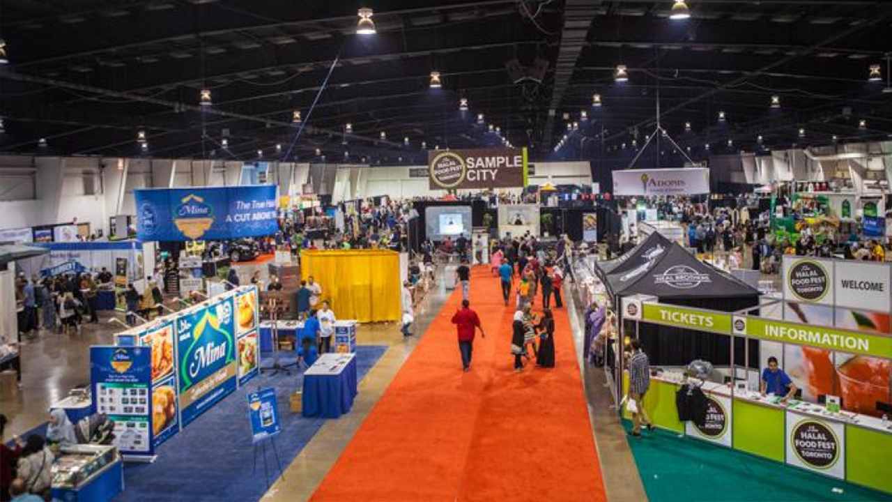 Photo of North America's halal food festival back in Toronto