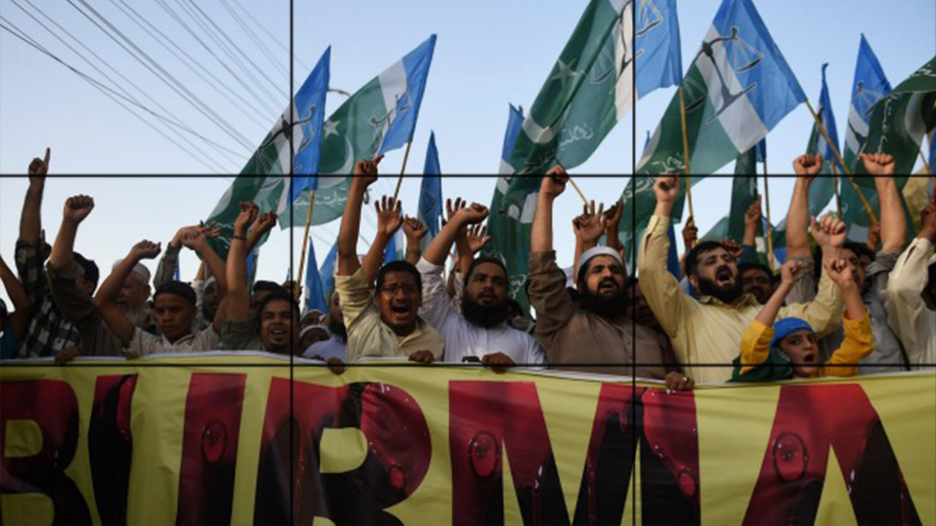 Photo of Hundreds hold rallies across Pakistan in support of Rohingya Muslims
