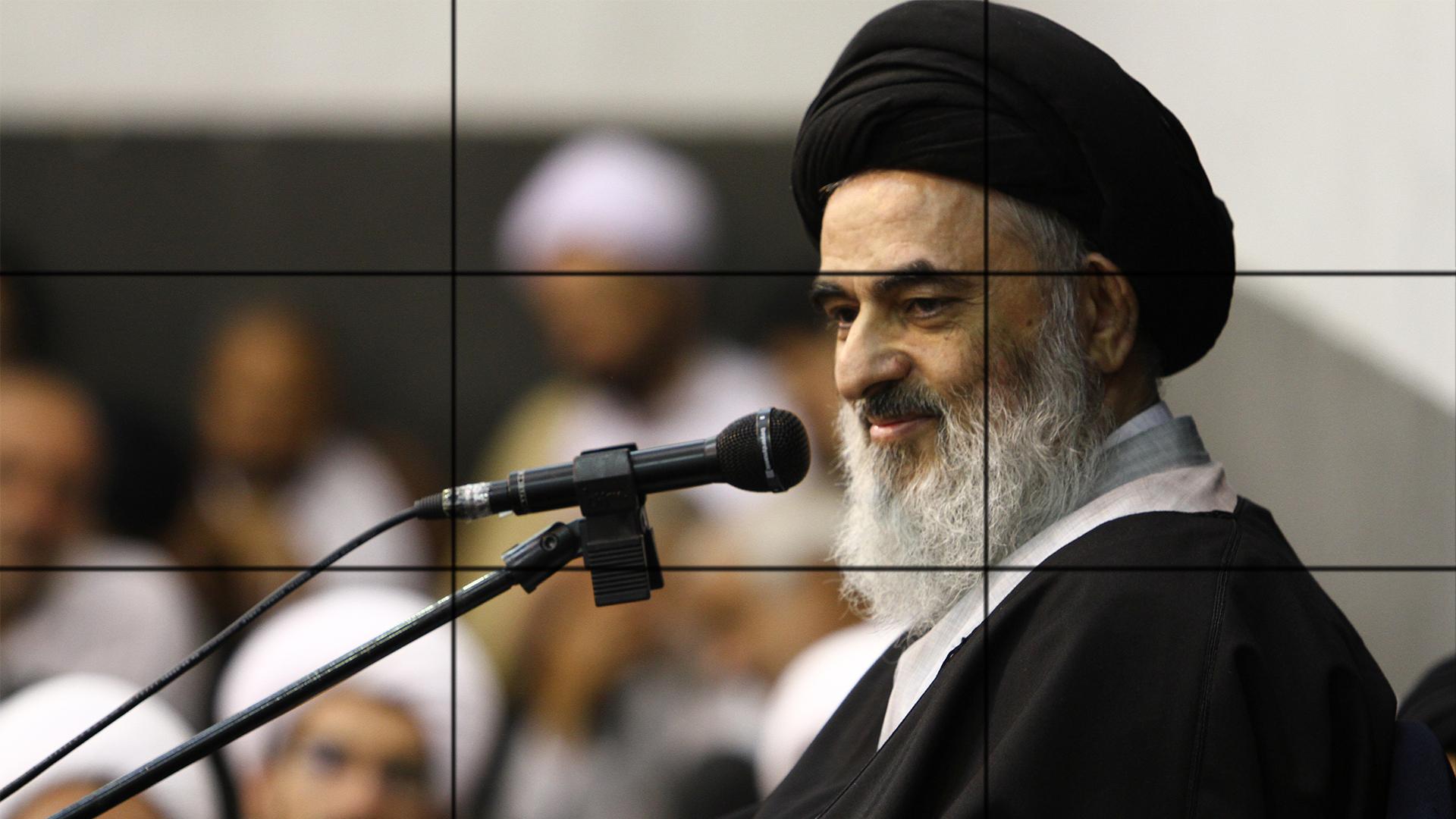 Photo of Scientific debates kick off at the house of Grand Ayatollah Sayed Shirazi during Ramada's nights