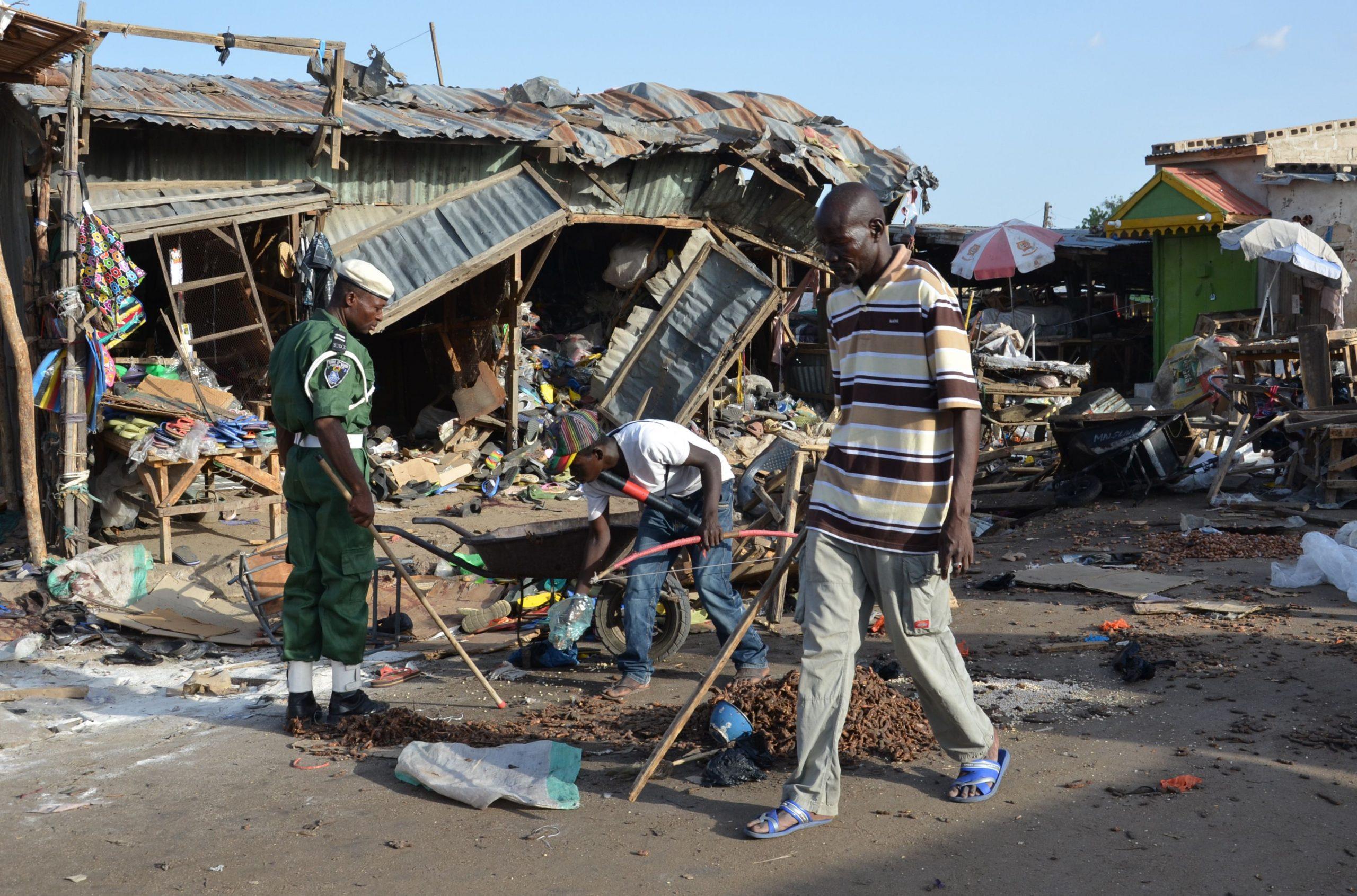 Photo of Takfiri Boko Haram kills over 40 in northeast Nigeria