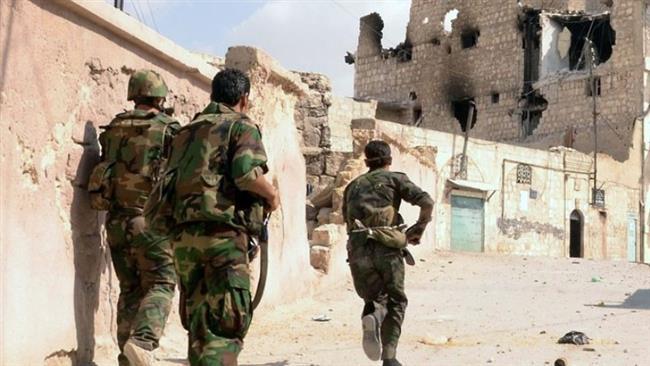 Photo of Syrian army retakes key quarter