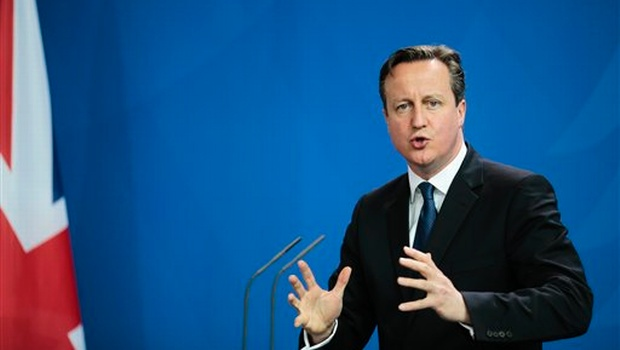 Photo of Cameron tells BBC to stop calling barbaric terror group 'Islamic State'