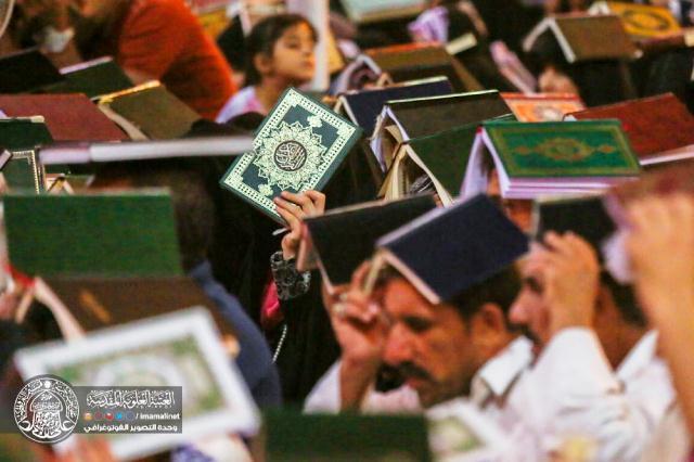 Photo of Muslims mark 'Laylat al-Qadr' and Imam Ali's martyrdom anniversary