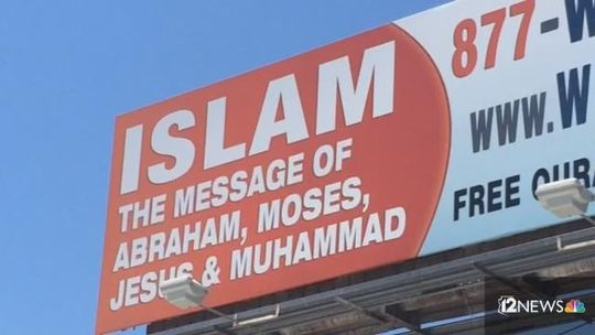 Photo of New billboards in Phoenix aim to educate about Islam