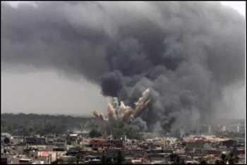 Photo of Saudi-led coalition airstrikes kill more than 120 Yemenis in port city