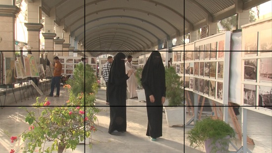 Photo of Jannatul Baqee gallery and exhibition held in Holy Karbala