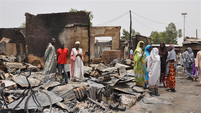 Photo of Thirteen villagers killed by Boko Haram