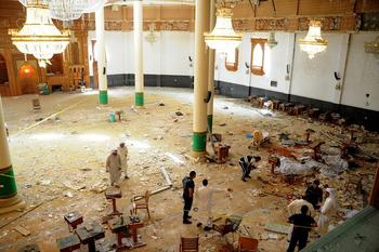 Photo of Kuwait Shia mosque blast suspect confessed he joined IS terrorists