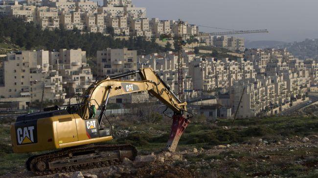 Photo of Israel builds nightclub on Muslim cemetery in Quds