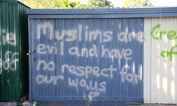 Photo of Aussie Muslims condemn insulting video of mosques