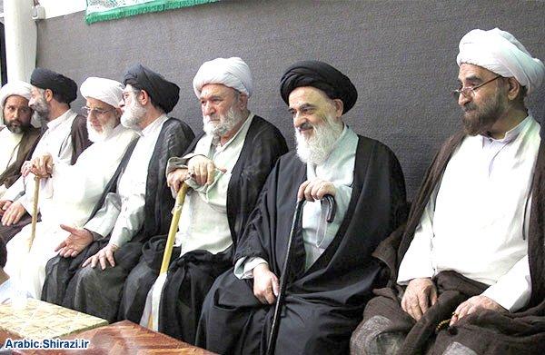 Photo of Auspicious birth anniversary of Imam Redha celebrated at Grand Ayatollah Sayed Shirazi's house