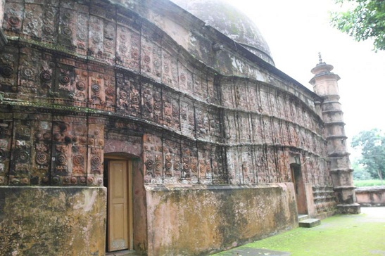 Photo of Bangladesh historical mosque at risk of demolition