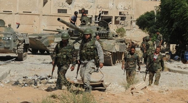Photo of Syrian army destroys terrorists' positions in Idlib and Quneitra