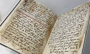 Photo of Quran exhibition tickets released by University of Birmingham