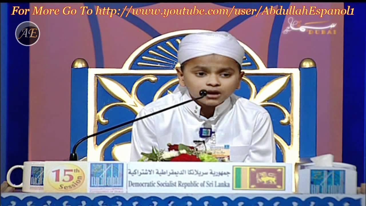 Photo of Quran memorization competition held in Burundi