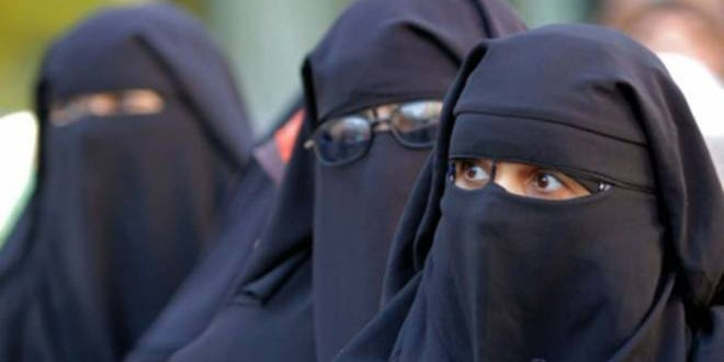 Photo of 'Women in hijab more likely to be attacked in UK