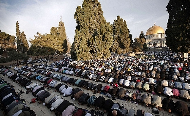 Photo of Millions perform Eid al-Adha Prayer worldwide