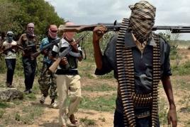 Photo of 200 Boko Haram militants surrender