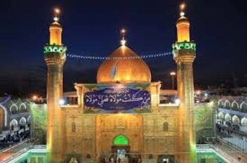 Photo of Holy Najaf receives more than four million visitors in Eid al-Ghadir