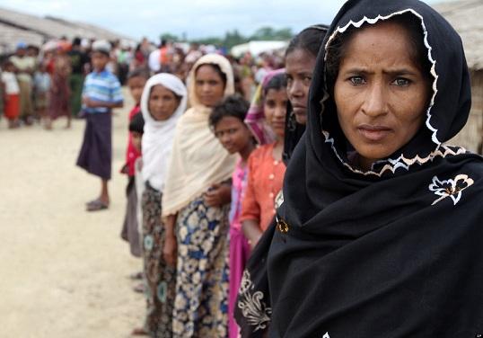 Photo of US Muslims sue anti-Muslim Burmese president