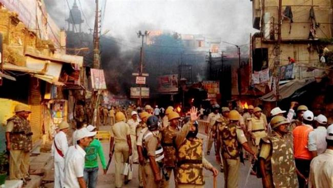 Photo of India police nab 21 over anti-Muslim violence India